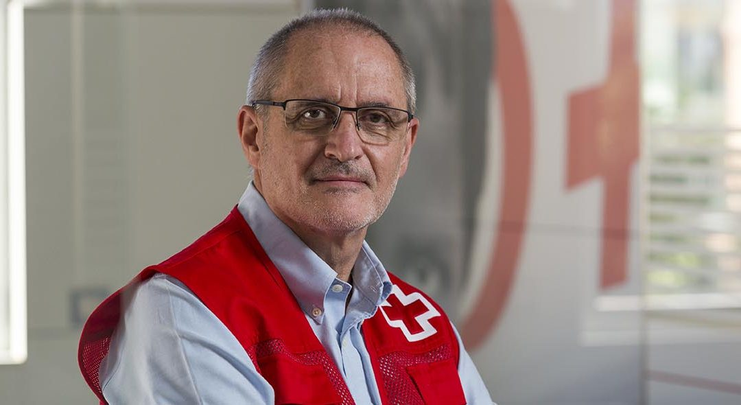 The Spanish Red Cross's response to COVID-19: articulate all response capacities and accelerate processes of improvement and innovation