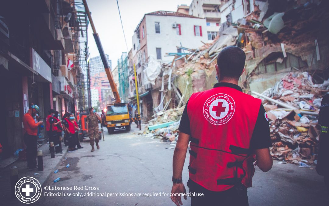 Beirut after the explosion: how technology is playing a vital role