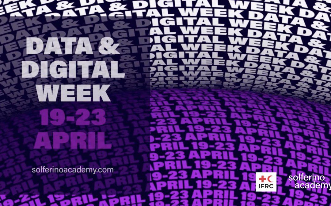 Data & Digital Week 2021